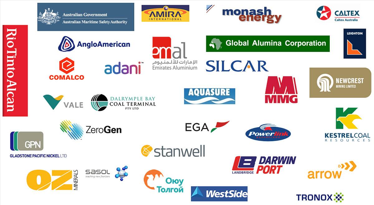 Synergistics Australia Clients